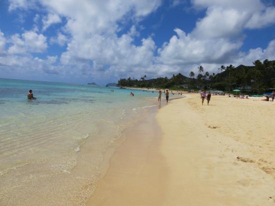 Kailua, HI: Lanikai Beach
