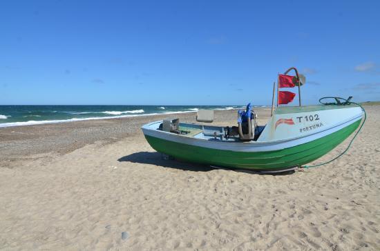 Stenbjerg Beach