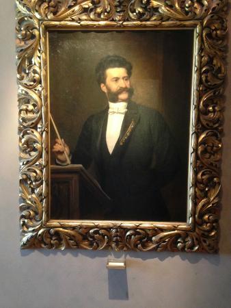 Johann Strauss Museum : Portrait of Johann Strauss Sr.