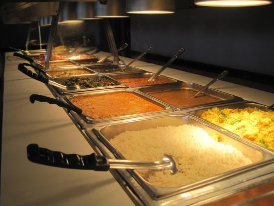 Amber Indian Restaurant Buffet Carmel In