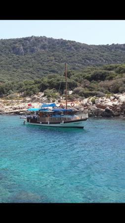 Guleryuz 2 Daily Boat Tours
