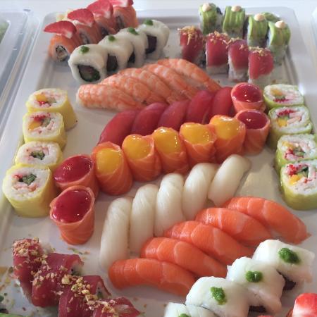 Ra Sushi: Rå Sushi