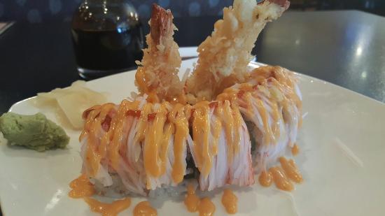 838 Sushi & Asian Restaurant