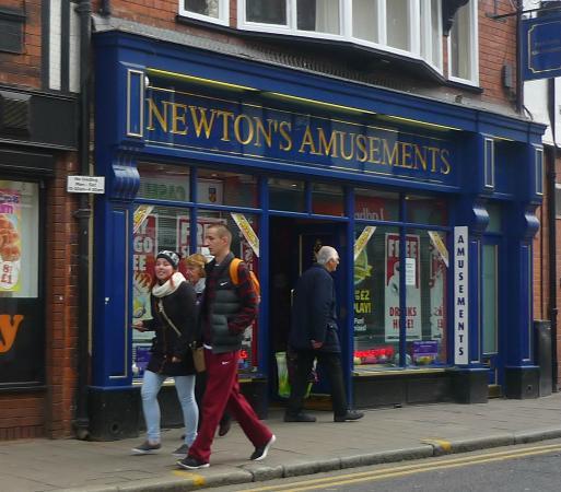 Newton's Amusements