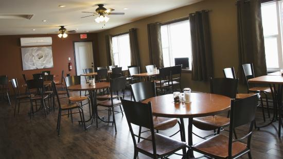 Fortune, Kanada: Stage Head Cafe