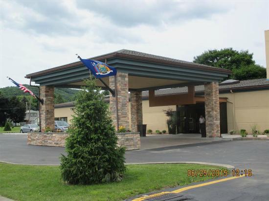 Hornell, NY: Best Western Maple City Inn
