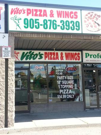 Vito's Pizza and Wings