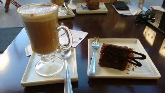 Cafe Com Chocolatte: Lanche gostoso