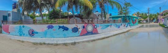 Posada D'Ingrid: Lugar agradable, comodo y gente buena onda, a una cuadra de la playa 100% recomendable.