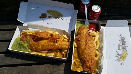 Wards Fish & Chips