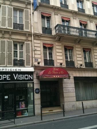 Foto Di Hotel Exe Paris Centre Parigi Tripadvisor