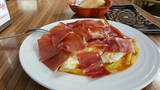 Los 10 Mejores Restaurantes Cerca De Hotel Puerta De Alcala