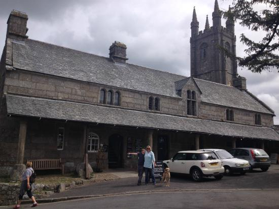 Widecombe in the Moor, UK: Great local amenity