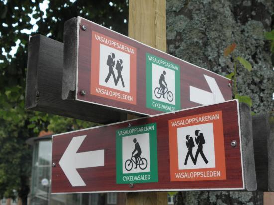 Dalarna, Suecia: Vasaloppsleden