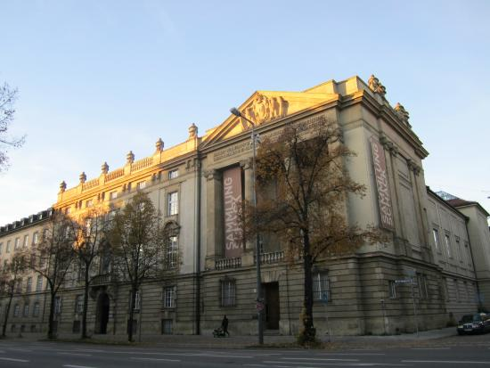 萨克美术馆