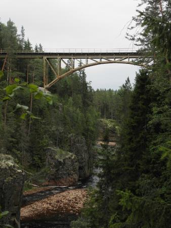 Dalarna County, Swedia: Storstupet