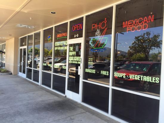 The Happy Bamboo: New exterior