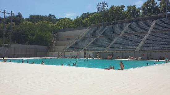 swimming pool with a view piscina municipal de