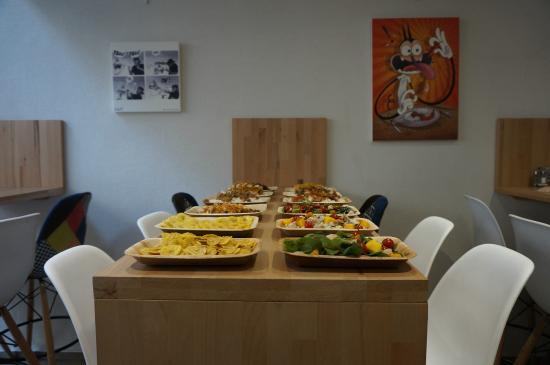 restaurant africain os african cuisine plats africains