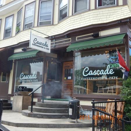 Cascade Coffeehouse and Cafe: Cascade Cafe