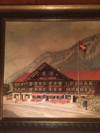 Hotel du Chamois