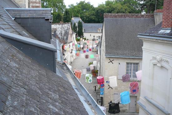 Hotel de Biencourt: view from room