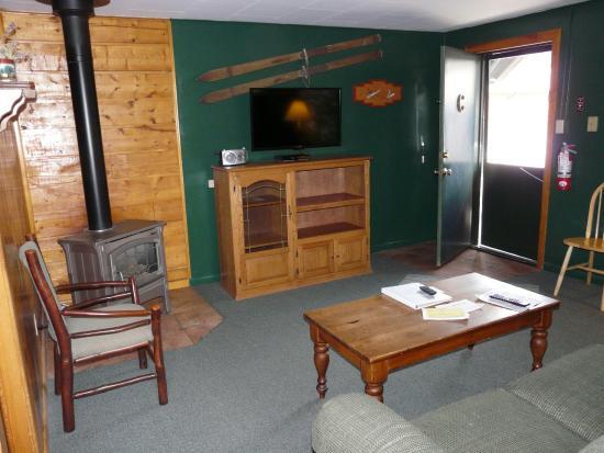 South Fork, CO: Inside Cabin