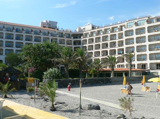 La spiaggia privata picture of hilton giardini naxos - Hilton hotel giardini naxos ...
