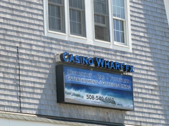 Casino fx wharf falmouth ma
