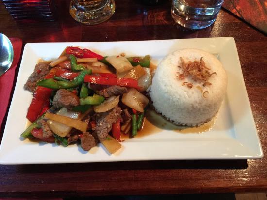 Thai Basil Restaurant Bristol