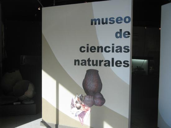 Museo de Ciencias Naturales de la Universidad Nacional de LA RIOJA