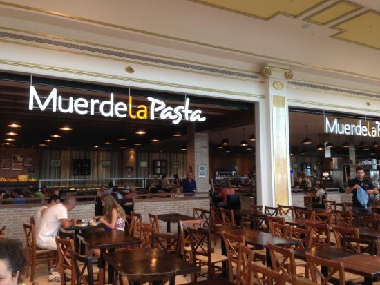 Muerde la pasta gran plaza 2 majadahonda fotos n mero de tel fono y restaurante opiniones - Gran plaza norte 2 majadahonda ...
