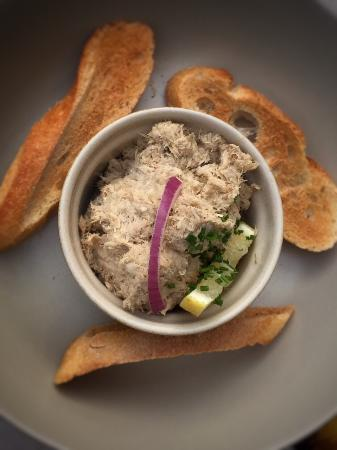 mackerel pate picture of cantine berrichonne bourges tripadvisor