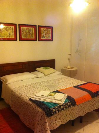 Al Quadrifoglio Bed and Breakfast in Verona: quarto