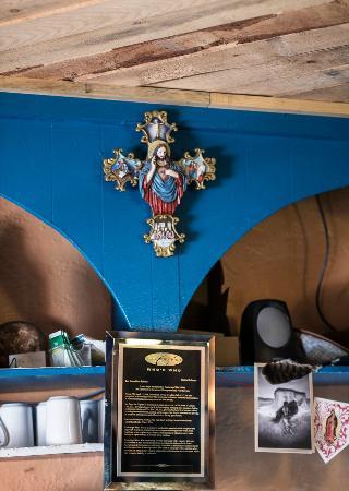 Ribera, Nouveau-Mexique : As you walk in the door