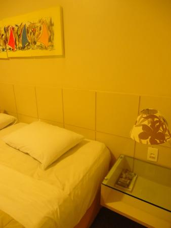 Hotel Cocal: Cama