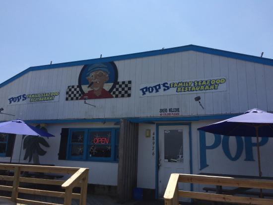 Pop's Raw Bar & Restaurant