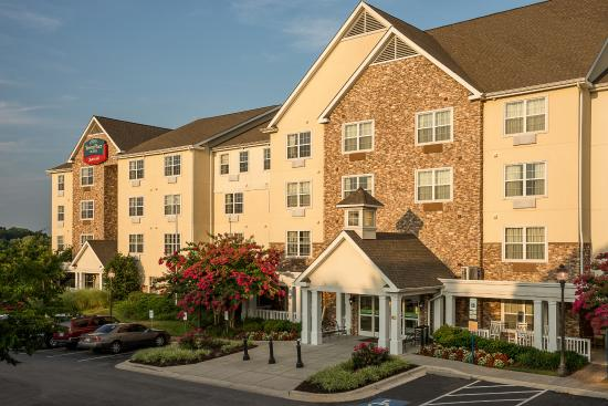 TownePlace Suites Baltimore BWI Airport : Exterior-TownePlace Suites BWI Airport