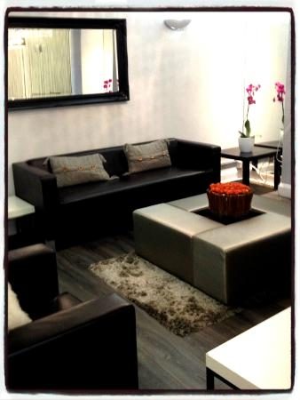 Croft Court Hotel: Sitting room