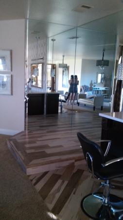 Wilson Creek Manor: Bridal suite