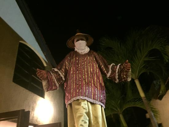 Carambola Beach Resort : One of the Mako Jumbies