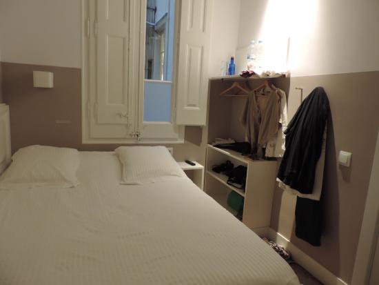 Ecozentric : cama e arrumação