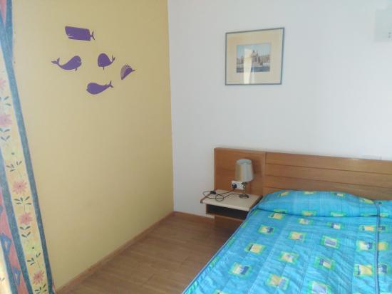 Astra Hotel: Room 109 Interior