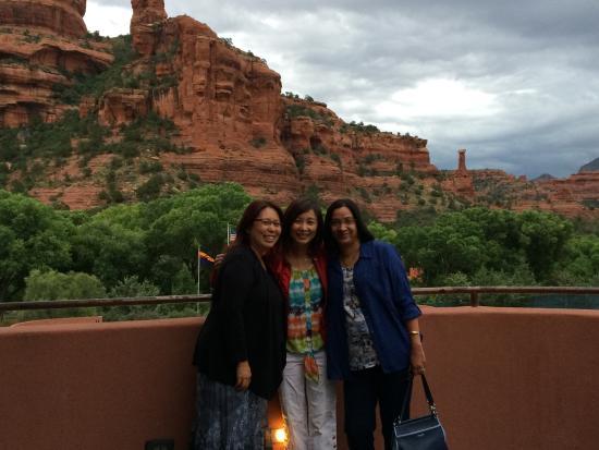 Che-Ah-Chi Restaurant at Enchantment Resort : Great Memories