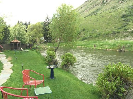 Inn on the Creek: Creek
