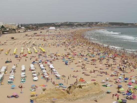 Praia de Rocha: Praia da Rocha