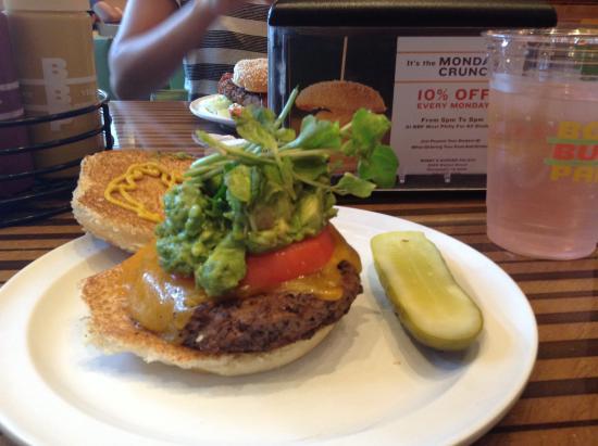 Bobby's Burger Palace: Succulent