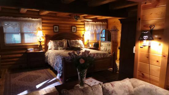 Fawnskin, Kaliforniya: My suite