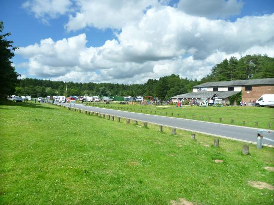 Camping Facilities Picture Of Pembrey Country Park