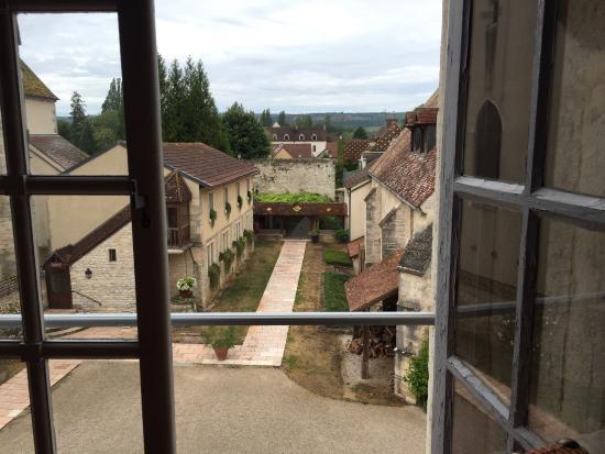 Balcony - Chateau de Gilly Photo